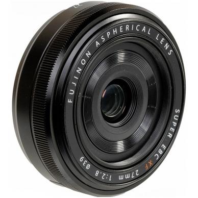 Fujinon XF 27mm f2.8 2