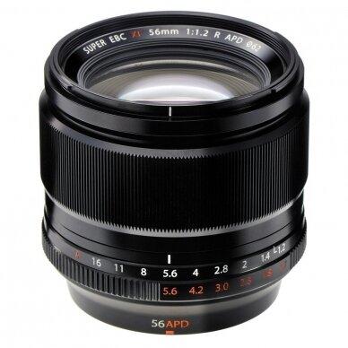 Fujinon XF 56mm F1.2 R APD + ND8