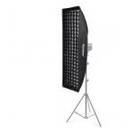 Godox 30x120cm softbox + grid