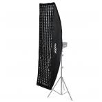Godox 35x160cm softbox + grid