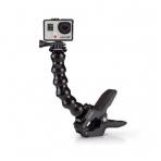 GoPro Jaws Flex Clamp gnybtai su lanksčiu stiebu/alkūne