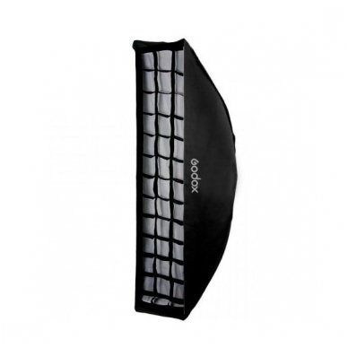 Godox Softbox 22x90cm + Grid 2