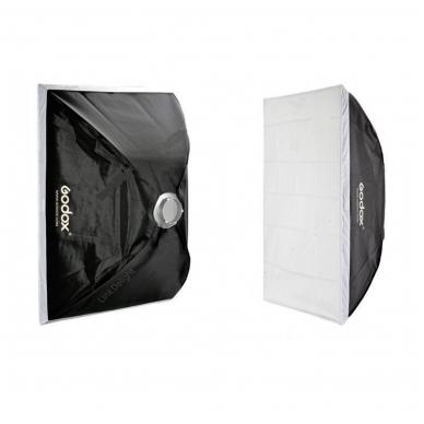Godox 60x90cm softbox + grid 2