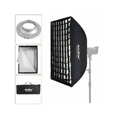 Godox 60x90cm softbox + grid