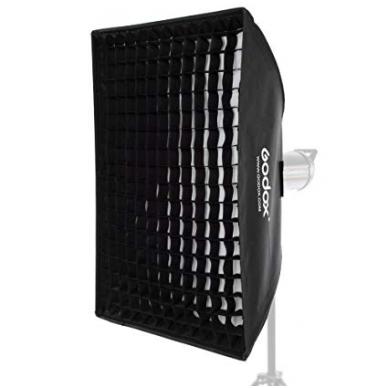 Godox 70x100cm softbox + grid 2
