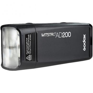 Godox AD200 TTL Pocket Flash 2