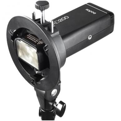 Godox AD200 TTL Pocket Flash 7