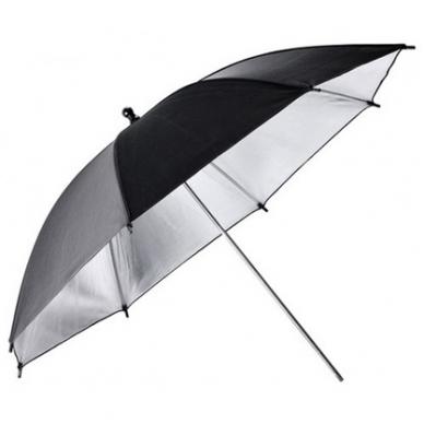 Godox UB-002 sidabriniai skėčiai 2