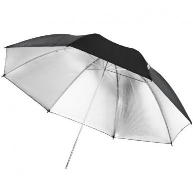 Godox UB-002 sidabriniai skėčiai 3