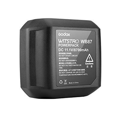 Godox WB87 baterija