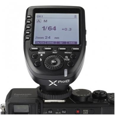 Godox XPro TTL paleidėjas 5