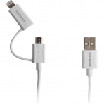 Hähnel 2in1 Sync/Charge Cable
