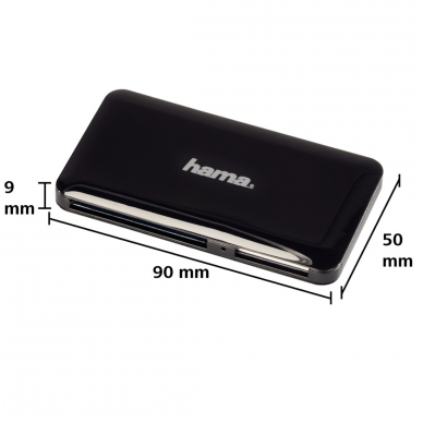 "Hama ""Slim"" USB 3.0"