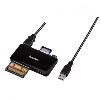 "Hama ""Slim"" USB 3.0 3"