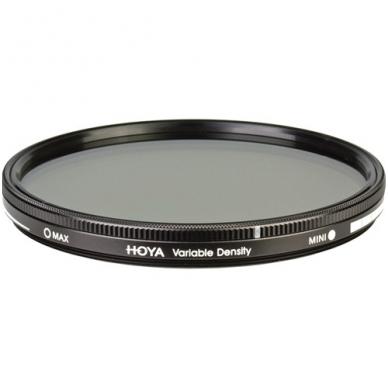 Hoya VARIABLE density ND filter 2