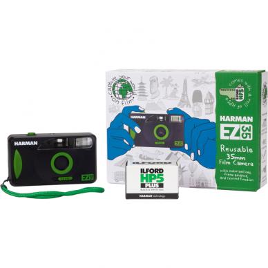 Ilford Harman EZ-35 reusable camera 2