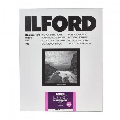 Ilford Multigrade MG RC 12.7x17.8cm 25 vnt.