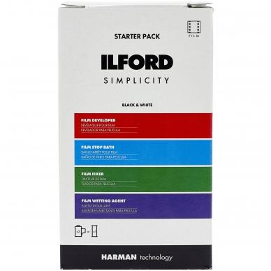Ilford Simplicity film ryškalų rinkinys 2