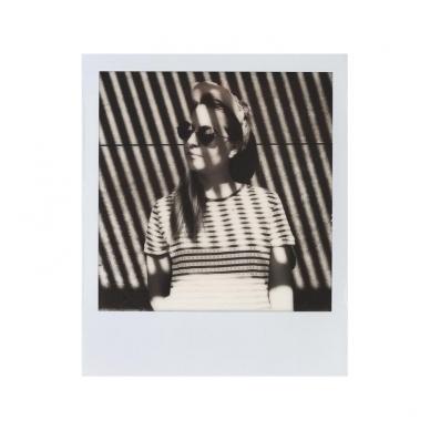 Polaroid Originals 600 B&W momentinės plokštelės baltu rėmeliu 3