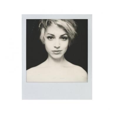 Polaroid Originals 600 B&W momentinės plokštelės baltu rėmeliu 4