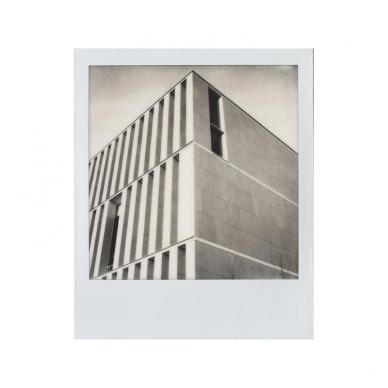 Polaroid Originals 600 B&W momentinės plokštelės baltu rėmeliu 2