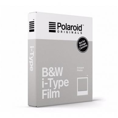 Polaroid Originals B&W Film for I-Type 2