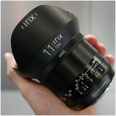 Irix 11mm f4.0 Blackstone 2