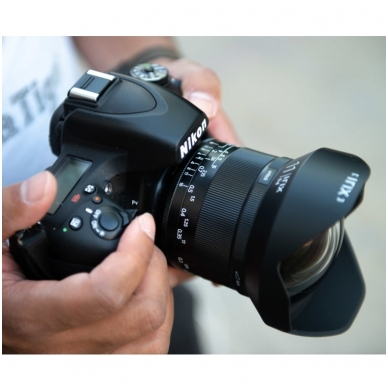 Irix 11mm f4.0 Blackstone 3