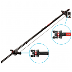 Joby Action Jib Kit & Pole Black/Red