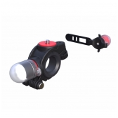 JOBY Action Bike Mount & Light Pack Red