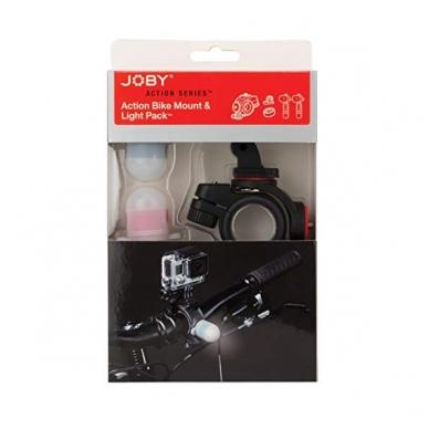 JOBY Action Bike Mount & Light Pack Red 6