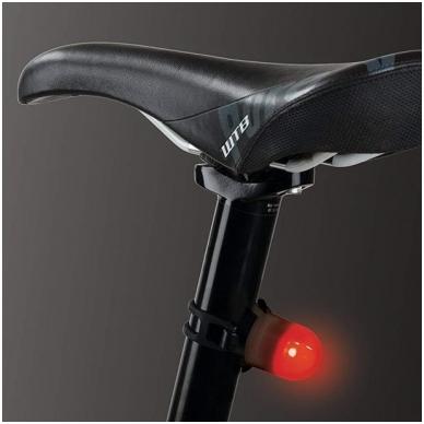 JOBY Action Bike Mount & Light Pack Red 9