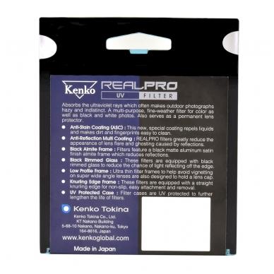Kenko Real Pro UV 3