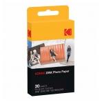 "Kodak ZINK paper 2x3"" 20 lapelių"