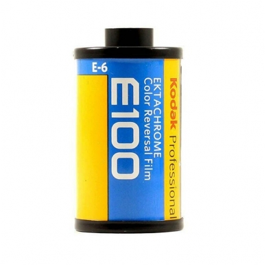 Kodak Ektachrome E100 135/36 3