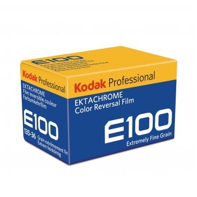 Kodak Ektachrome E100 135/36