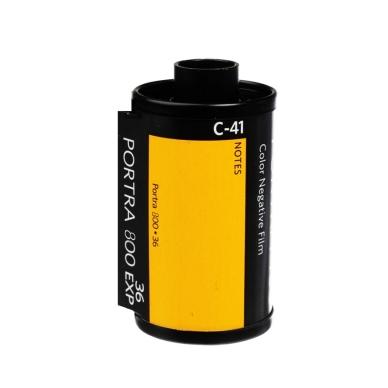 Kodak Portra 800 135/36 3