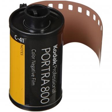 Kodak Portra 800 135/36 2