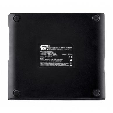 Kroviklis Newell LED Dual EN-EL14 3
