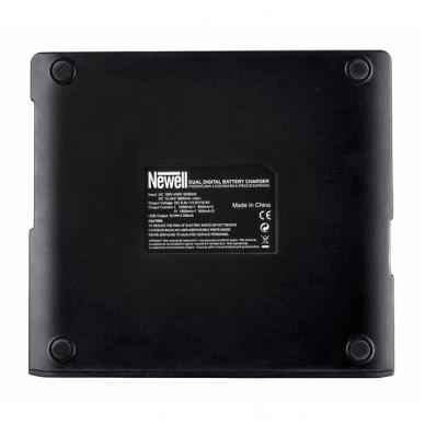 Kroviklis Newell LED Dual EN-EL15 3