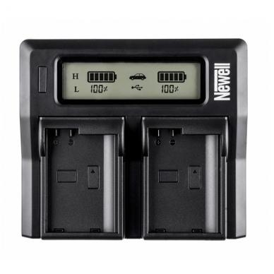Kroviklis Newell LED Dual EN-EL15 2