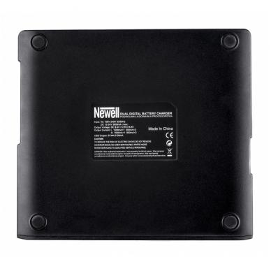 Kroviklis Newell LED Dual LP-E6 3