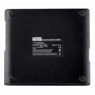 Kroviklis Newell LED Dual NP-F / FM 3