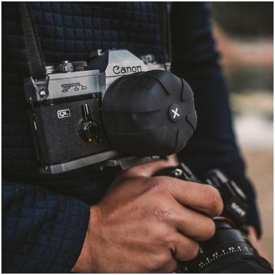 KUVRD Magnum Lens Cap 72-122mm 2-PACK 3