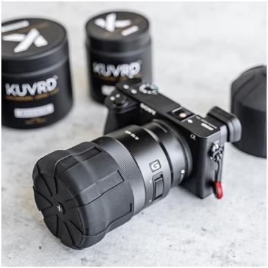 KUVRD Micro Lens Cap 54-76mm 2-PACK 3