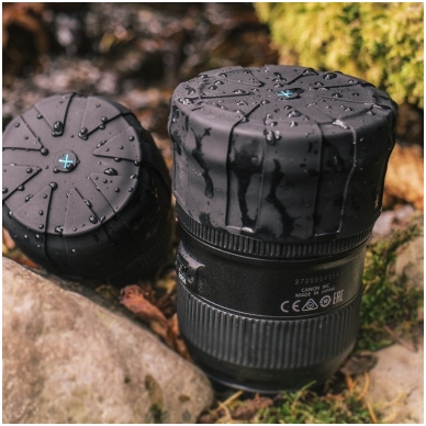 KUVRD Micro Lens Cap 54-76mm 2-PACK 4