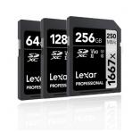 Lexar PRO 1667X SDXC UHS-II U3