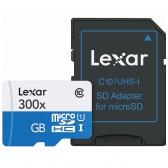 Lexar microSDHC/SDXC 300x 45mb/s