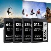 Lexar Pro 1066X SDXC UHS-I