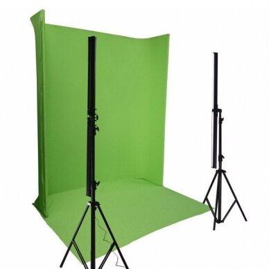 Ledgo 1822U U-Frame Green Screen Kit 2